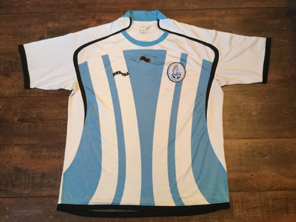 2009 2010 Al Wakrah Adults Large Football Shirt Qatar